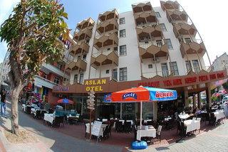 Pauschalreise Hotel Türkische Riviera, Aslan Hotel in Alanya  ab Flughafen Berlin
