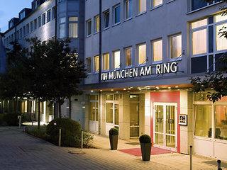 Pauschalreise Hotel Deutschland, Städte Süd, NH Hotel München City Süd in München  ab Flughafen Bruessel