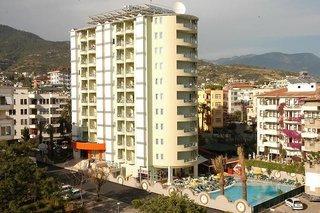 Pauschalreise Hotel Türkei, Türkische Riviera, Okan Tower Apart in Alanya  ab Flughafen Berlin
