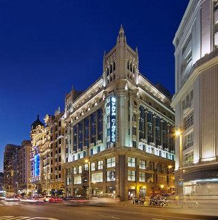 Pauschalreise Hotel Spanien, Madrid & Umgebung, TRYP Madrid Cibeles Hotel in Madrid  ab Flughafen Berlin-Tegel