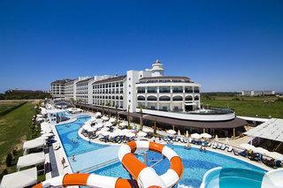 Pauschalreise Hotel Türkische Riviera, LRS Port River Hotel & Spa in Side  ab Flughafen Berlin
