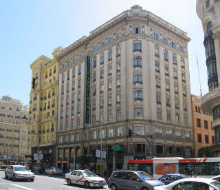 Pauschalreise Hotel Spanien, Madrid & Umgebung, TRYP Madrid Gran Vía Hotel in Madrid  ab Flughafen