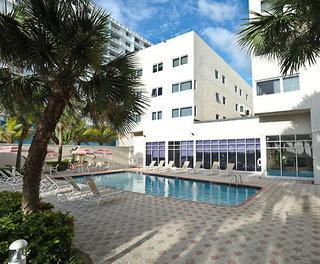 Pauschalreise Hotel USA, Florida -  Ostküste, Crystal Beach Suites Hotel in Miami Beach  ab Flughafen