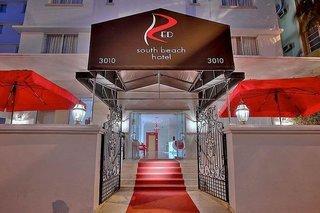 Pauschalreise Hotel USA, Florida -  Ostküste, Red South Beach in Miami Beach  ab Flughafen