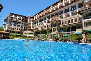 Pauschalreise Hotel Bulgarien, Riviera Süd (Sonnenstrand), Olymp Apartcomplex in Sweti Wlas  ab Flughafen Amsterdam