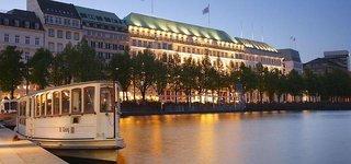 Pauschalreise Hotel Städte Nord, Vier Jahreszeiten Hamburg in Hamburg  ab Flughafen Bruessel