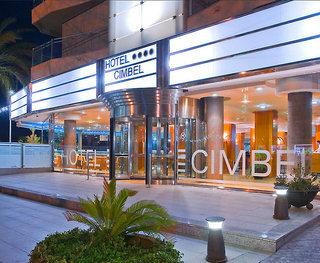Pauschalreise Hotel Spanien, Costa Blanca, Cimbel in Benidorm  ab Flughafen Berlin-Tegel
