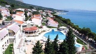 Pauschalreise Hotel Kroatien, Kroatien - weitere Angebote, Bluesun Resort Afrodita in Tucepi  ab Flughafen Basel