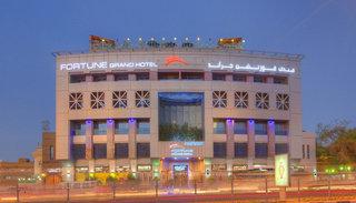 Pauschalreise Hotel Vereinigte Arabische Emirate, Dubai, Fortune Grand Hotel, Deira, Dubai in Deira  ab Flughafen Bruessel