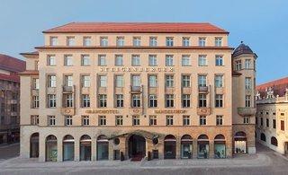 Pauschalreise Hotel Sachsen, Steigenberger Grandhotel Handelshof in Leipzig  ab Flughafen Berlin