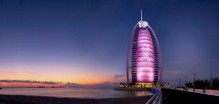 Luxus Hideaway Hotel Vereinigte Arabische Emirate, Dubai, Burj Al Arab in Dubai  ab Flughafen Karlsruhe Baden-Baden