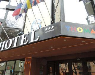 Pauschalreise Hotel Ungarn, Ungarn - Budapest & Umgebung, Novum Hotel Thomas in Budapest  ab Flughafen