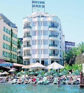 Pauschalreise Hotel Türkei, Türkische Ägäis, Yuvam Hotel in Marmaris  ab Flughafen Amsterdam