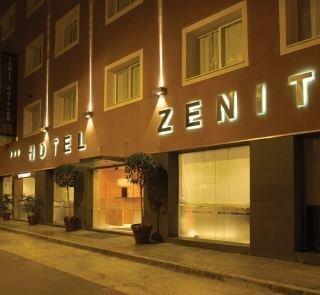 Pauschalreise Hotel Spanien, Costa del Sol, Zenit Malaga in Málaga  ab Flughafen Berlin-Tegel