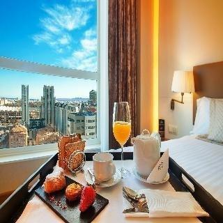 Pauschalreise Hotel Spanien, Valencia & Umgebung, Sercotel Sorolla Palace in Valencia  ab Flughafen Berlin