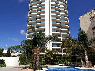 Pauschalreise Hotel Spanien, Costa Blanca, Esmeralda Apartments in Calpe  ab Flughafen Berlin-Tegel
