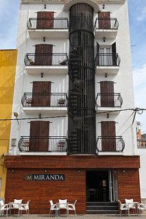 Pauschalreise Hotel Spanien, Costa Brava, Miranda Hostal in Blanes  ab Flughafen Berlin