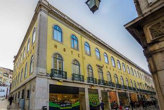 Pauschalreise Hotel Portugal, Lissabon & Umgebung, Americano Inn Rosio Hotel in Lissabon  ab Flughafen Berlin
