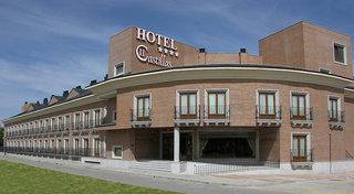 Pauschalreise Hotel Spanien, Zentral-Spanien, Hotel II Castillas in Ávila  ab Flughafen