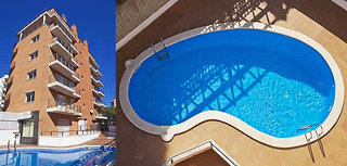 Pauschalreise Hotel Spanien, Costa Brava, RVHotels Villa de Madrid in Blanes  ab Flughafen Berlin