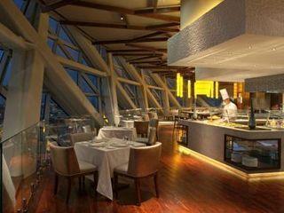 Pauschalreise Hotel Vereinigte Arabische Emirate, Abu Dhabi, Hyatt Capital Gate, Abu Dhabi in Abu Dhabi  ab Flughafen Berlin-Tegel