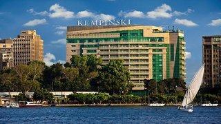 Pauschalreise Hotel Ägypten, Kairo & Umgebung, Kempinski Nile Hotel in Kairo  ab Flughafen Berlin-Schönefeld