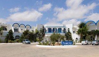 Pauschalreise Hotel Tunesien, Djerba, Homere Hotel in Aghir  ab Flughafen