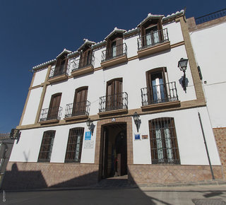 Pauschalreise Hotel Spanien, Andalusien, La Casa Grande Del Burgo in El Burgo  ab Flughafen Berlin-Tegel