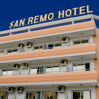 Last MInute Reise Zypern,     Zypern Süd (griechischer Teil),     San Remo (2   Sterne Hotel  Hotel ) in Larnaca