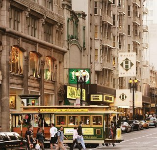 Last MInute Reise USA,     Kalifornien,     The Handlery Union Square (3+   Sterne Hotel  Hotel ) in San Francisco