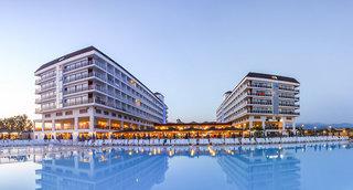 Last Minute Türkei,     Türkische Riviera,     Eftalia Aqua Resort  in Türkler