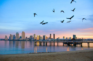 Last MInute Reise USA,     Kalifornien,     Red Roof Inn San Diego - Downtown (2   Sterne Hotel  Hotel ) in San Diego