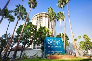 Last MInute Reise USA,     Kalifornien,     Four Points San Diego Downtown (3   Sterne Hotel  Hotel ) in San Diego