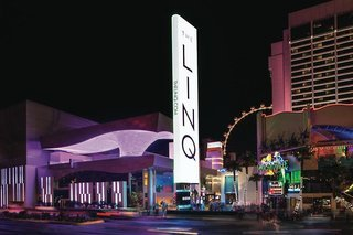 Last MInute Reise USA,     Nevada,     The Linq Hotel (3   Sterne Hotel  Hotel ) in Las Vegas