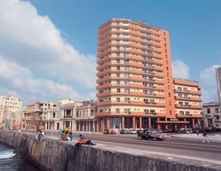 Pauschalreise in Kuba,     Havanna & Umgebung,     Gran Caribe Deauville (2   Sterne Hotel  Hotel ) in Havanna