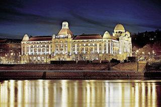 Pauschalreise Hotel Ungarn, Ungarn - Budapest & Umgebung, Danubius Hotel Gellért in Budapest  ab Flughafen Bremen
