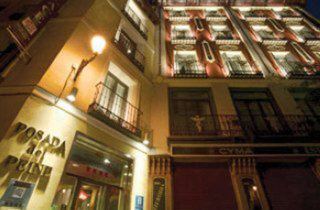 Pauschalreise Hotel Spanien, Madrid & Umgebung, Petit Palace Posada del Peine in Madrid  ab Flughafen Berlin-Tegel