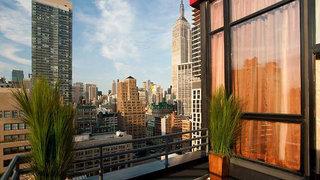 Pauschalreise Hotel USA, New York & New Jersey, DoubleTree by Hilton Hotel New York City - Chelsea in New York City  ab Flughafen Berlin-Tegel