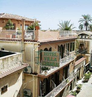 Pauschalreise Hotel Italien, Sizilien, Villa Chiara in Taormina  ab Flughafen Abflug Ost