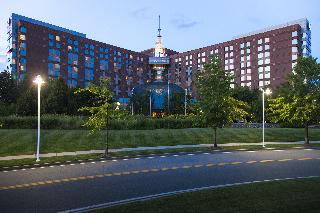 Pauschalreise Hotel USA, Massachusetts, Hilton Boston Logan Airport in Boston  ab Flughafen Bremen