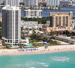 Pauschalreise Hotel USA, Florida -  Ostküste, DoubleTree Ocean Point Resort & Spa in North Miami Beach  ab Flughafen Amsterdam