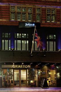 Pauschalreise Hotel Großbritannien, London & Umgebung, Radisson Blu Edwardian Grafton Hotel in London  ab Flughafen Berlin-Schönefeld