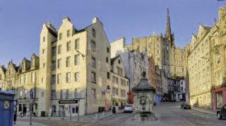 Pauschalreise Hotel Großbritannien, Schottland, The Grassmarket in Edinburgh  ab Flughafen Basel