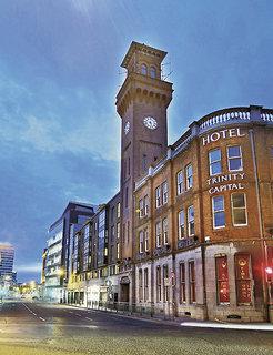 Pauschalreise Hotel Irland, Dublin & Umgebung, Trinity City Hotel in Dublin  ab Flughafen Bremen