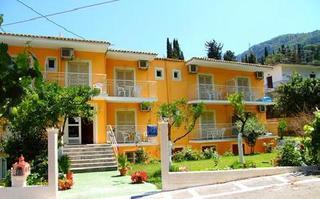 Pauschalreise Hotel Griechenland, Korfu, Bella Vista Beach Hotel & Studios in Benitses  ab Flughafen Bremen