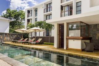 Pauschalreise Hotel Mauritius, Mauritius - weitere Angebote, Belle Haven Luxury Apartements in Mont Choisy  ab Flughafen