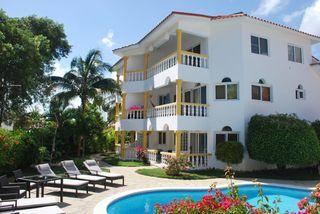 Nur Hotel  Nordküste (Puerto Plata),  Bahia Residence Cabarete in Cabarete