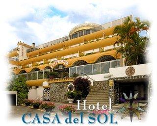 Pauschalreise Hotel Spanien, Teneriffa, Casa del Sol in Puerto de la Cruz  ab Flughafen Erfurt