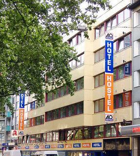 Pauschalreise Hotel Deutschland, Städte West, A&O Düsseldorf Hauptbahnhof in Düsseldorf  ab Flughafen Basel