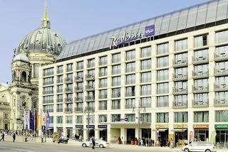 Pauschalreise Hotel Deutschland, Berlin, Brandenburg, Radisson Blu Berlin in Berlin  ab Flughafen Basel